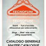 Tecnofuni Catalogo Italiano Inglese 1998