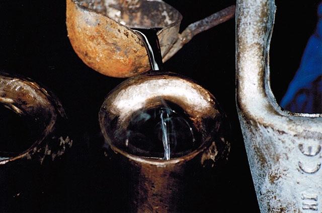 Tecnofuni Funi di acciaio con capicorda a testa colata 2001