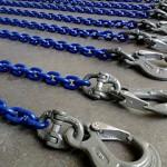 Tecnofuni Tiranti di catena grado 100 per sollevamento 2006
