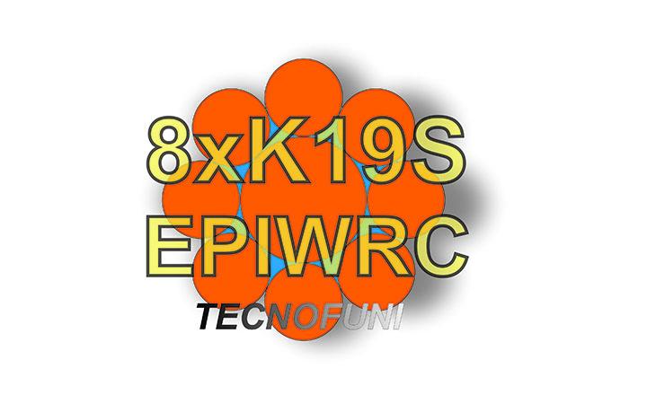 Funi 8xK19S + EPIWRC in acciaio zincato