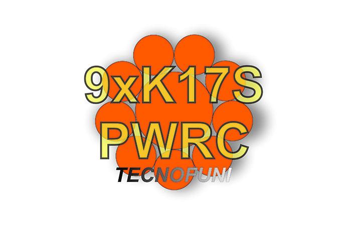 Funi 9xK17S + PWRC in acciaio zincato