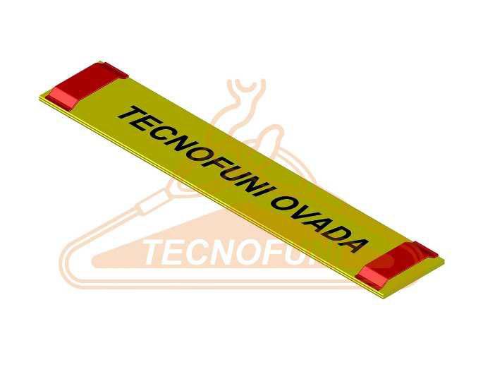Paraspigolo scorrevole - Protezione per fasce, cinghie e nastri di sollevamento